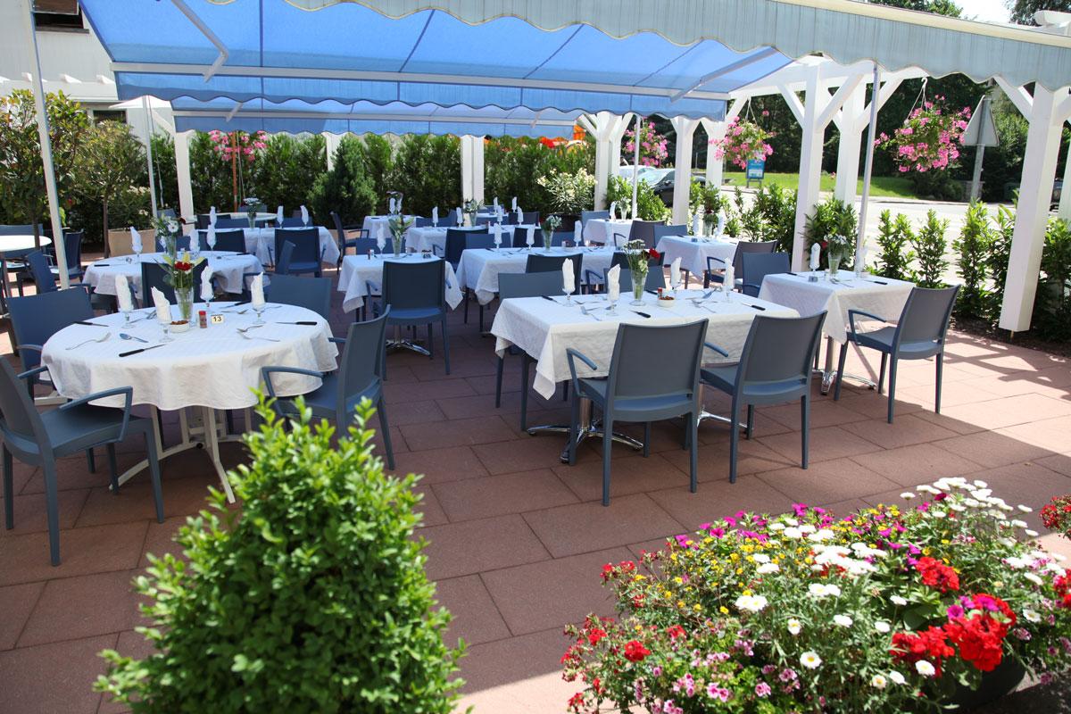 Le restaurant la table hotel restaurant la r serve - Restaurant la table villeneuve d ascq ...